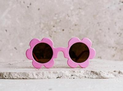 Daisy Sunglasses - Bubble Gum