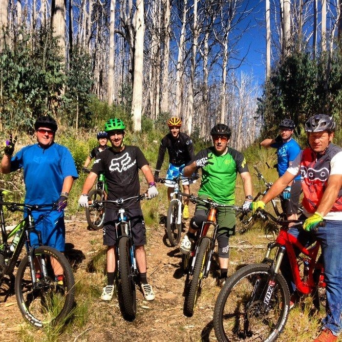 Yarra Valley Cycles MTB Tour