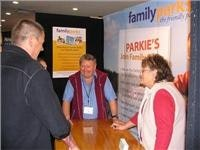 Barbara  and  Ray Discuss benefits of Family Parks