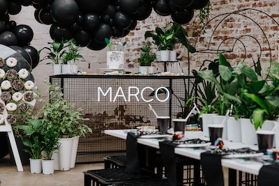 MARCO'S URBAN JUNGLE 3RD BIRTHDAY