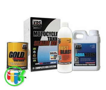 Motorcycle Fuel Tank Sealer Regular Kit