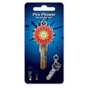 Creative Keys 3D Art – Fire Flower TE2