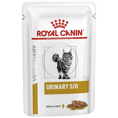 Royal Canin Vet Urinary Low Wet Cat Food 85G