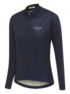Attaquer Womens All Day Outliner Jacket Navy