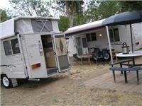 Coromals Excel as they put easy towing freedom into caravan outdoor lifestyle