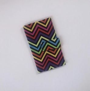 ZigZag Handmade Nappy Wallet