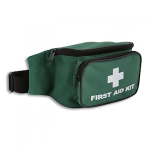 Boutique Medical 35 PCS Emergency First Aid Bum Bag Kit Medical Travel Set Travel Family Safety AU