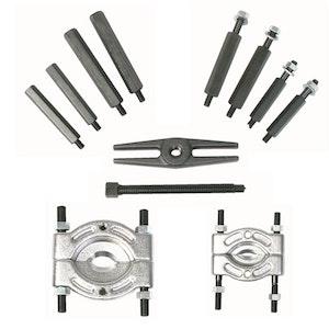 Bearing Separator Puller Kit Mechanical 12 Pc
