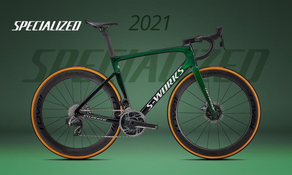 Specialized 2021: Das sind die neuen Bikes