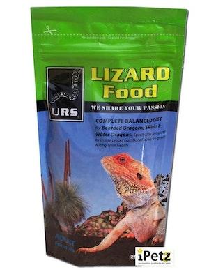 URS Lizard Food Adult 250g Z