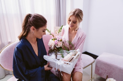 GIFTS FOR THE GIRL WHO HAS EVERYTHING