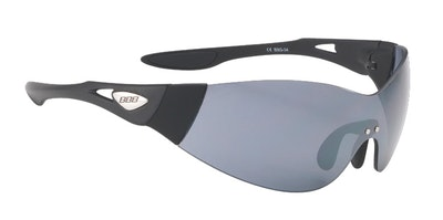 BBB Rounder Sport Glasses - Matt Black  - BSG-34.3401