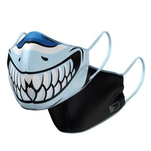 The Jaws - Reversible Face Mask