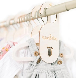 Little Gremlins Co  Wardrobe Organisers