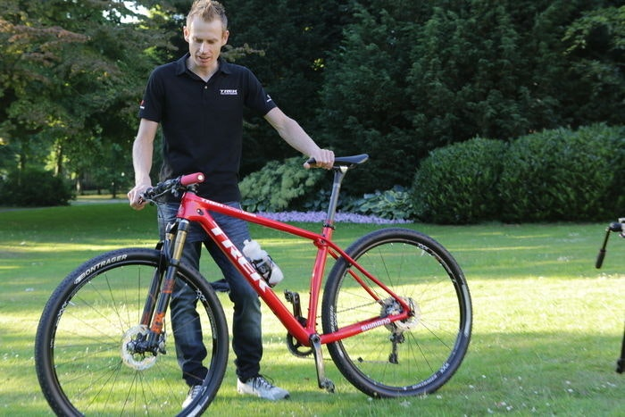 Photos Of Trek S New Xc Bike The Procaliber 2016