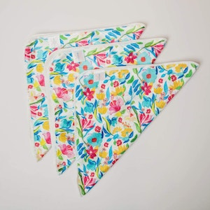 Monarch Store Large Minky/Bamboo Wipes - Floral Fiesta