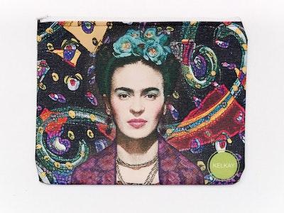 Kelkay Frida In The Storm Make Up Bag