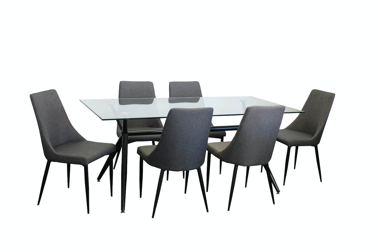 Bt zetland 7 piece dining suite dining settings for sale for Outdoor furniture yagoona