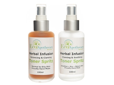 Eco Apothecary Herbal Infusion Toner Spritz - Normal to Oily Skin