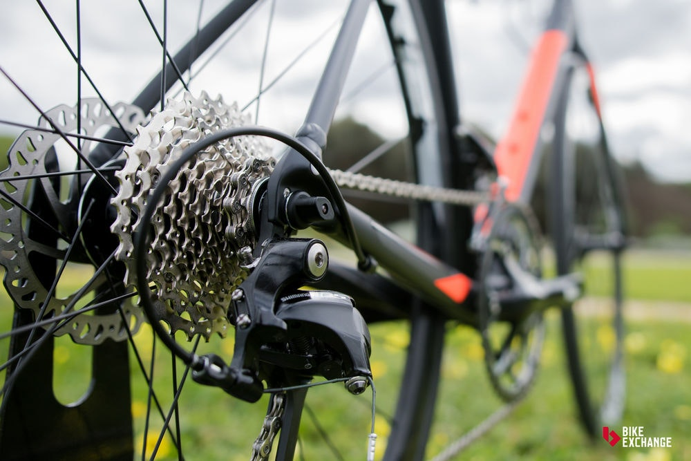 fullpage Giant Contend SL 1 Disc Review 2017 BikeExchange 22