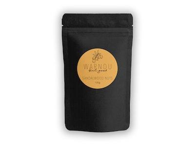 Warndu Pty Ltd Sandalwood Nuts ~ Whole. 100g
