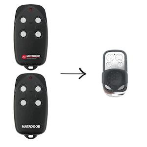 Remote Pro Matadoor Compatible Remote