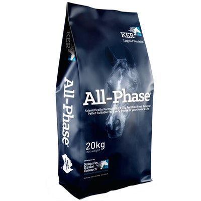 KENTUCKY EQUINE RESEARCH Ker All Phase Horse Pellets 20kg