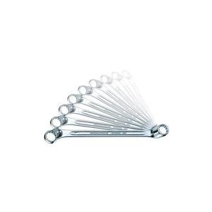 Spanner Set 8 Piece 6x7-20x22mm Metric Ring SW20/8 96410405