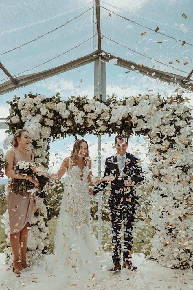 Wedding Arbour Stylist