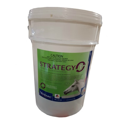 Virbac Strategy T Stable Pack (60 Syringes)