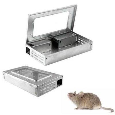 BAINBRIDGE Multi Catch Mouse Trap