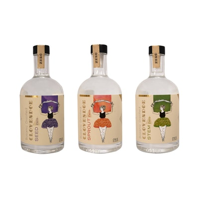 Clovendoe Distilling Co. Clovendoe 3 x 200ml Trio Sample Pack