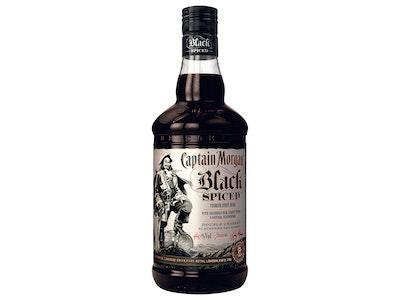 Captain Morgan Black Spiced Rum 700mL