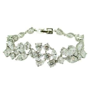 Yvette wedding bracelet