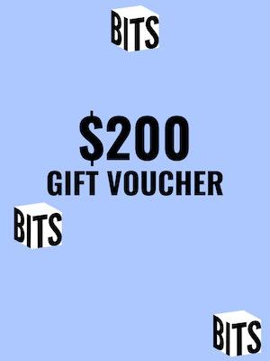 BITS Gift Card   $200