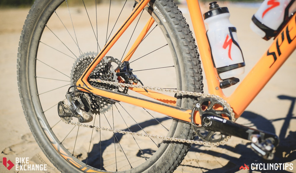 Specialized Epic Hardtail 2017 sram eagle