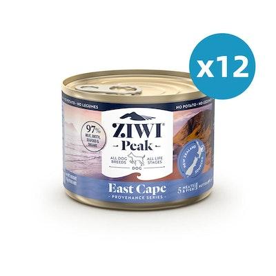 ZiwiPeak ZIWI Peak Provenance Canned Dog Food East Cape 170G X 12