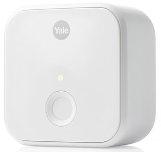 Yale Unity smart lock connect bridge