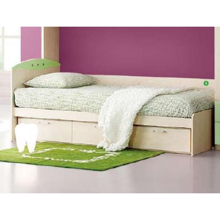Kids Furniture FDO Dream Kids Bed