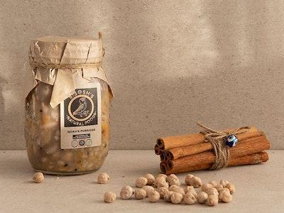 Sibosh's Pantry Noah's Porridge : Give your immune system a boost with this porridge