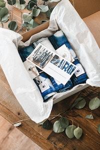 Indigo Kitchen Gift Box