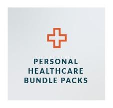 Personal Healthcare Bundle Pack