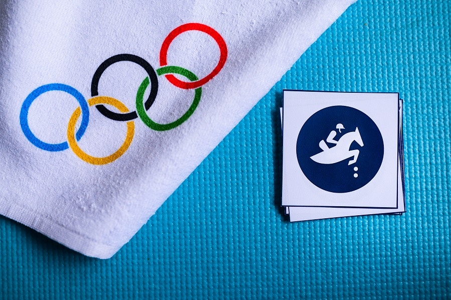 History Of Olympic Equestrian Events