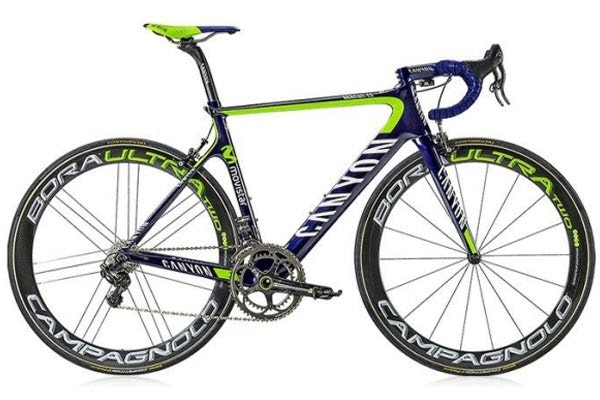 Canyon Movistar TDF