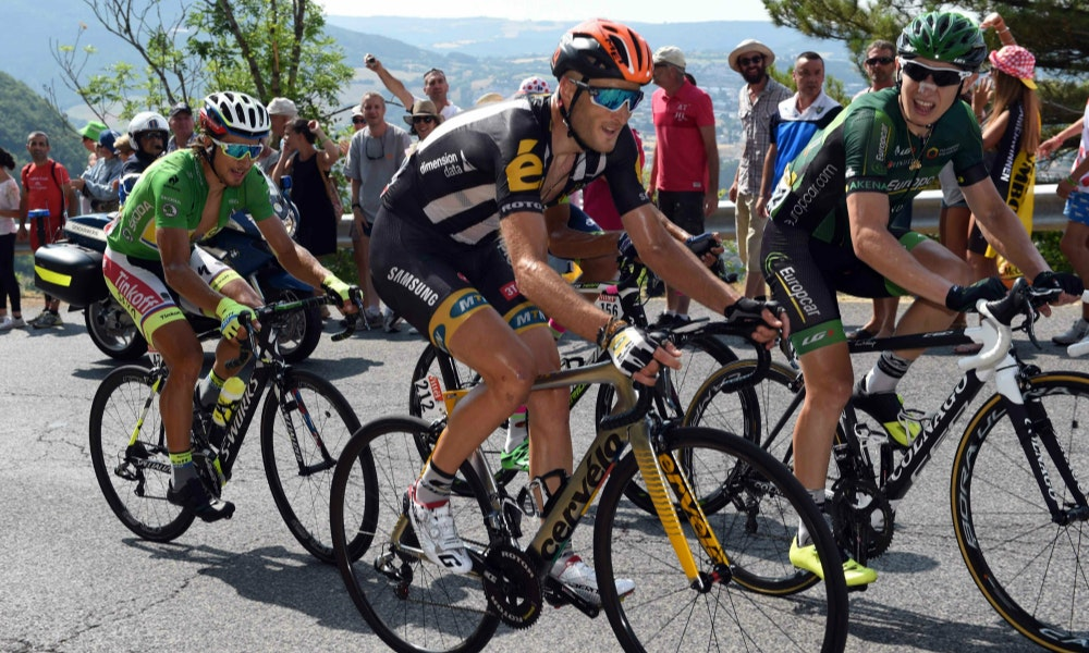 Tour De France Stage 14 Race Results