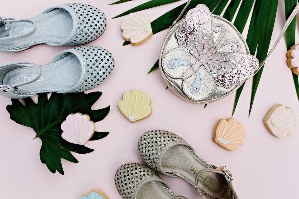 LENZO Betts Kids Summer Shoes