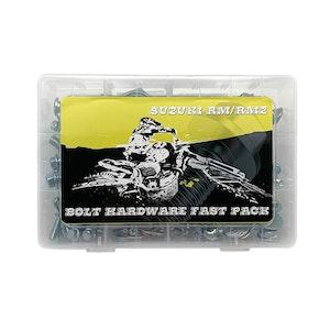 110PC Suzuki RM/RMZ Fast Pack Bolt Kit