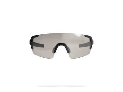 Fullview Sport Glasses - Photochromic Lens Glossy Metalic Black  - BSG-63PH-BK-NS