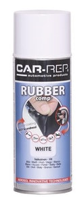 Rubber Comp 400ml - 4 Colours Available