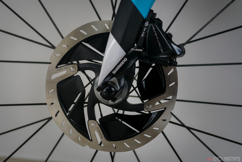 Shimano Dura ace 2017 disc brake front